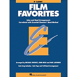 Hal Leonard Film Favorites B-Flat Clarinet (860143)
