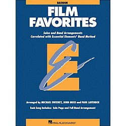 Hal Leonard Film Favorites Bassoon (860142)