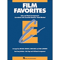 Hal Leonard Film Favorites E-Flat Alto Saxophone (860146)