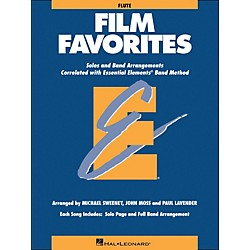 Hal Leonard Film Favorites Flute (860140)