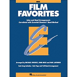 Hal Leonard Film Favorites Oboe (860141)