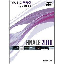 Hal Leonard Finale 2010 - Beginner Level (DVD) (320906)