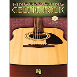 Hal Leonard Fingerpicking Celtic Folk - 15 Songs Arr. For Solo Guitar In Standard Notation & Tab (701148)