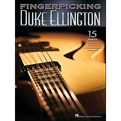 Hal Leonard Fingerpicking Duke Ellington 15 Songs Arr. For Solo Guitarin Standard Notation & Tab (699845)