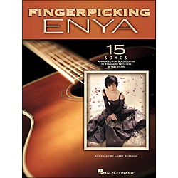 Hal Leonard Fingerpicking Enya 15 Songs Arranged For Solo Guitar In Standard Notation & Tab (701161)