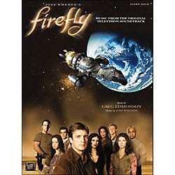 Hal Leonard Firefly Piano Solo Music From The Original Television Soundtrack arranged for piano solo (313347)