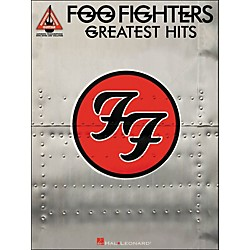 Hal Leonard Foo Fighters - Greatest Hits Tab Book (691024)