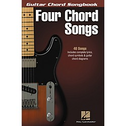 Hal Leonard Four Chord Songs - Guitar Chord Songbook (701611)