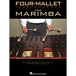 Hal Leonard Four Mallet Independence For Marimba (6620099)