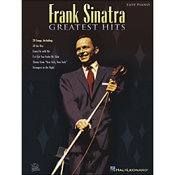 Hal Leonard Frank Sinatra Greatest Hits For Easy Piano (306752)
