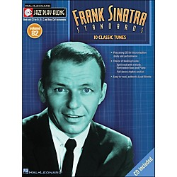 Hal Leonard Frank Sinatra Standards jazz Play-Along Volume 82 Book/CD (843085)