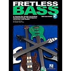 Hal Leonard Fretless Bass (Book/CD) (695696)