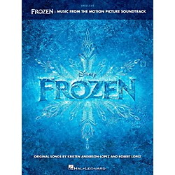 Hal Leonard Frozen - Music From The Motion Picture Soundrack for Ukulele (126551)