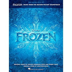 Hal Leonard Frozen - Music From The Motion Picture Soundtrack Easy Guitar With Tab (126894)
