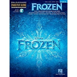 Hal Leonard Frozen - Piano Play-Along Volume 128 Book/Online Audio (126480)