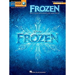 Hal Leonard Frozen - Pro Vocal Songbook & Online Audio For Women/Men Volume 12 (126476)