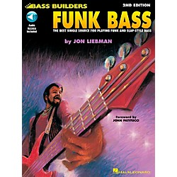Hal Leonard Funk Bass Book/CD (699348)