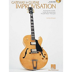 Hal Leonard Gateway to Guitar Improvisation (Book/CD) (842058)