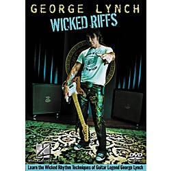 Hal Leonard George Lynch - Wicked Links DVD (320712)