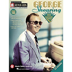 Hal Leonard George Shearing - Jazz Play-Along Volume 160 Book/CD (14041531)
