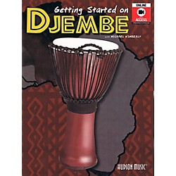 Hal Leonard Getting Started On Djembe (Book/DVD) (101798)