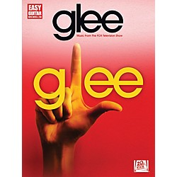 Hal Leonard Glee Music From The Fox Television Show For Easy Guitar With Tab (702286)