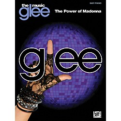 Hal Leonard Glee The Music - The Power Of Madonna For Easy Piano (316142)