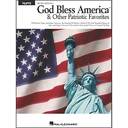 Hal Leonard God Bless America And Other Patriotic Favorites For Flute (841647)