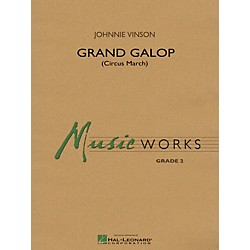 Hal Leonard Grand Galop (Circus March) - Music Works Series Grade 2 (4003175)
