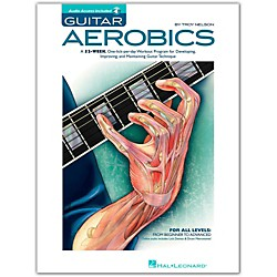Hal Leonard Guitar Aerobics - Book/2-CD Pack (695946)