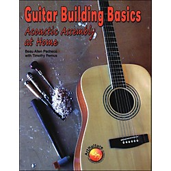 Hal Leonard Guitar Building Basics Acoustic Assembly At Home (333111)