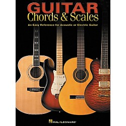 Hal Leonard Guitar Chords and Scales Book (695733)