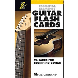 Hal Leonard Guitar Flash Cards - Essential Elements Guitar Extras (865000)