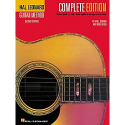 Hal Leonard Guitar Method, Second Edition - Complete Edition (699040)