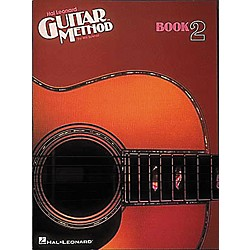 Hal Leonard Guitar Method Book 2 (699020)