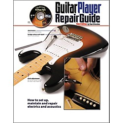 Hal Leonard Guitar Player Repair Guide - 3rd Revised Edition (Book/DVD) (331793)