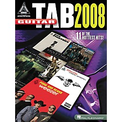 Hal Leonard Guitar Tab 2008 - Guitar Recorded Version Series (Songbook) (690963)