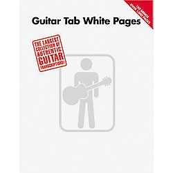 Hal Leonard Guitar Tab White Pages Songbook (690471)