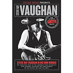 Hal Leonard Guitar World Presents: Stevie Ray Vaughan Book (332910)