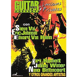 Hal Leonard Guitar World Presents Private Lessons Guitar Tab Spanish (Book) (660100)