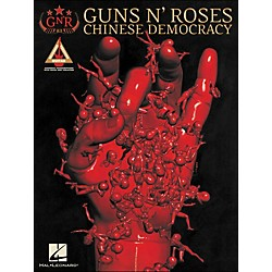 Hal Leonard Guns N' Roses Chinese Democracy Tab Book (690978)