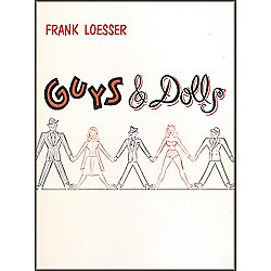 Hal Leonard Guys & Dolls Vocal Score Songbook (447926)