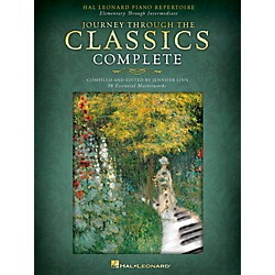 Hal Leonard Hal Leonard Piano Repertoire-Journey Through The Classics Complete (110217)