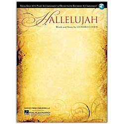 Hal Leonard Hallelujah - Vocal Solo With CD (230057)