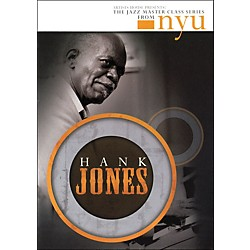 Hal Leonard Hank Jones - The Jazz Master Class Series From NYU (DVD) (320783)