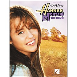 Hal Leonard Hannah Montana - The Movie For Big Note Piano (316138)