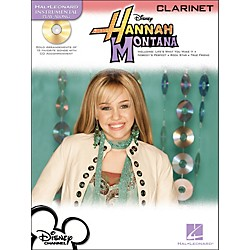 Hal Leonard Hannah Montana For Clarinet - Instrumental Play-Along CD/Pkg (842315)