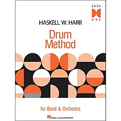 Hal Leonard Haskell W. Harr Drum Method - Book One (6620096)