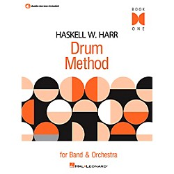 Hal Leonard Haskell W. Harr Drum Method Book 1 with CD (6620102)