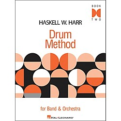 Hal Leonard Haskell W. Harr Drum Method Book Two (6620097)